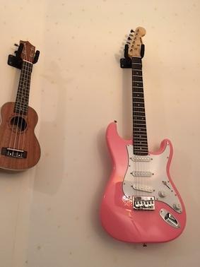 浦安、ギター