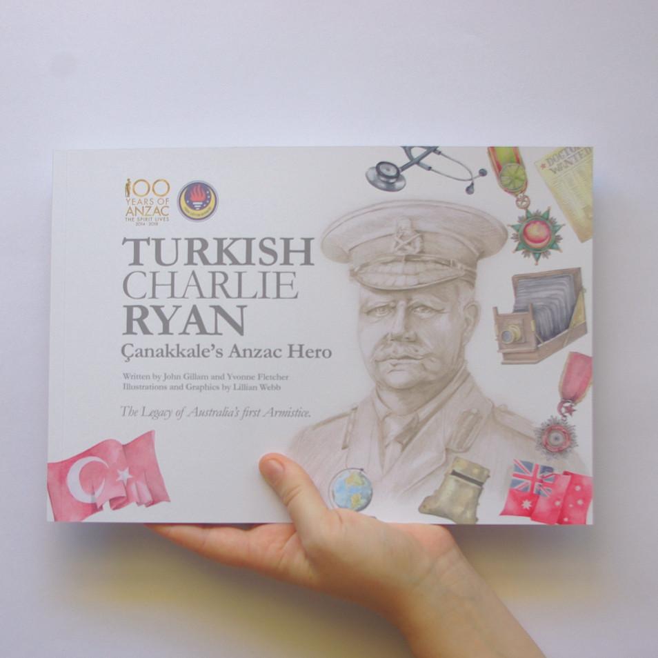 Turkish Charlie Ryan