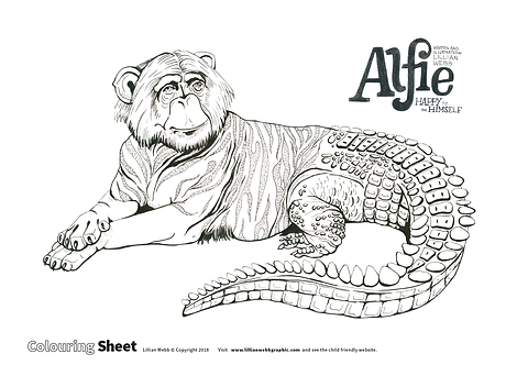 Colouring Sheet - FREE -