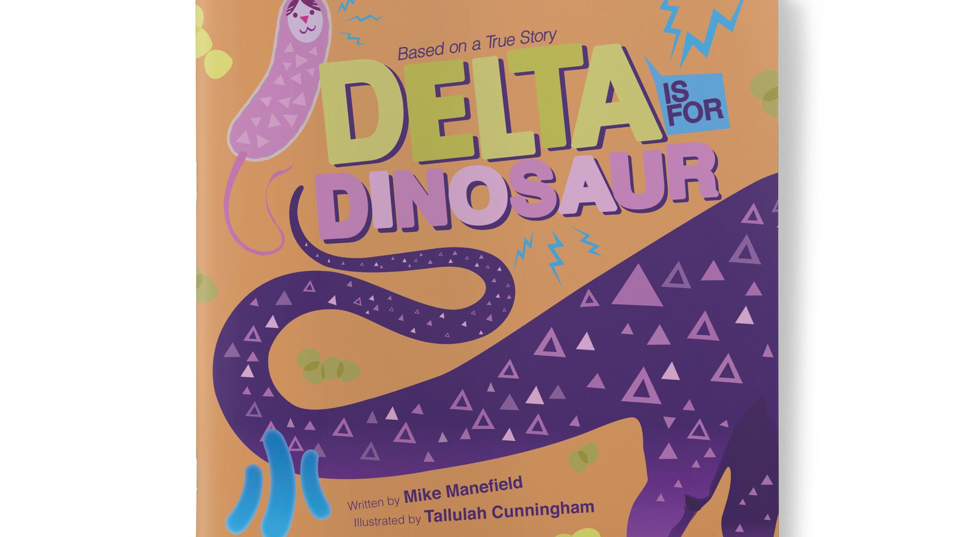 Delta is for Dinosaur