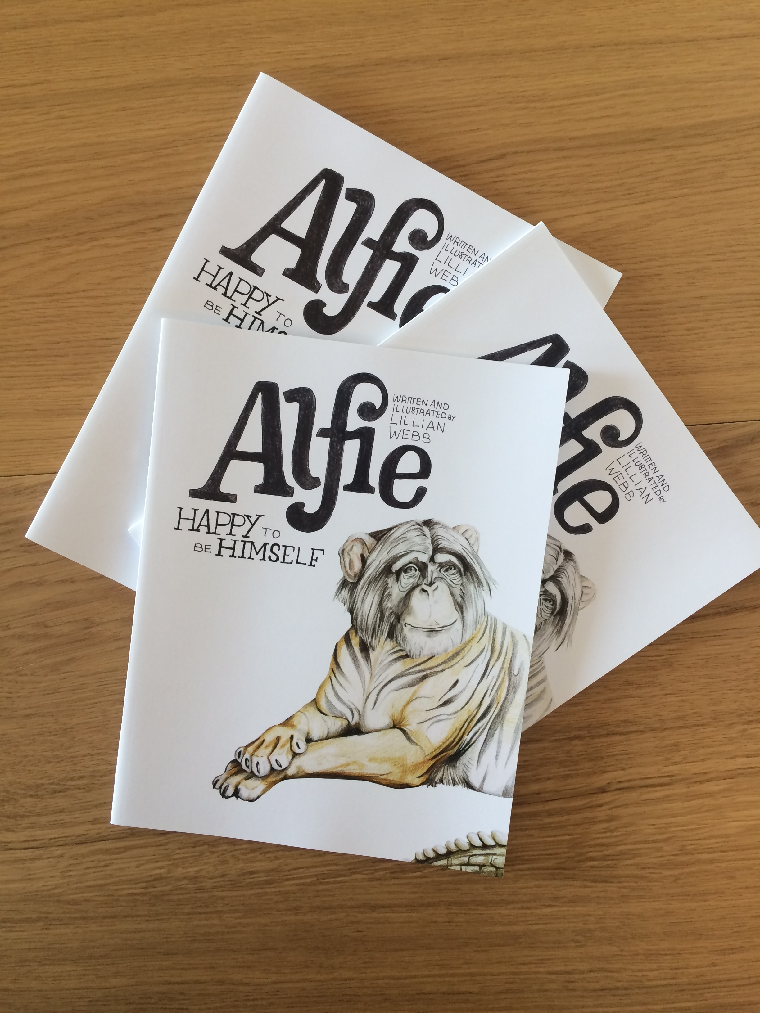 Alfie soft cover copy