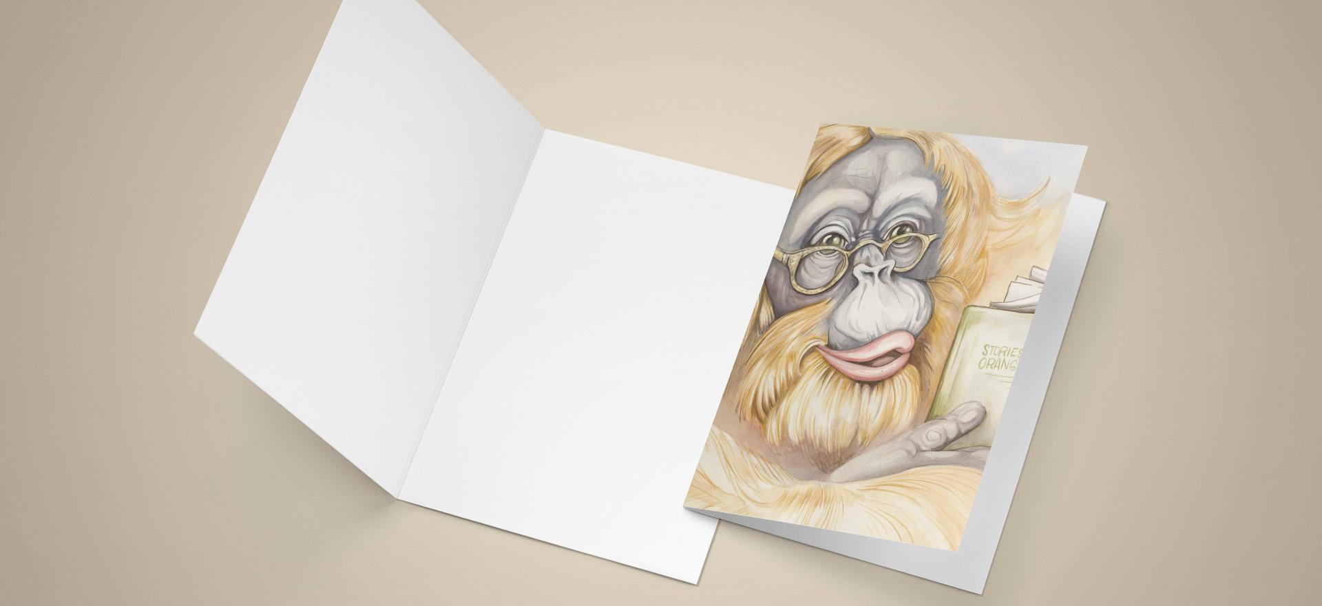Oranatang Card