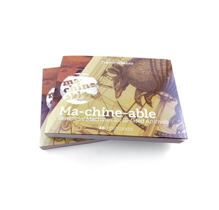 Ma-chine-able Postcard Edit