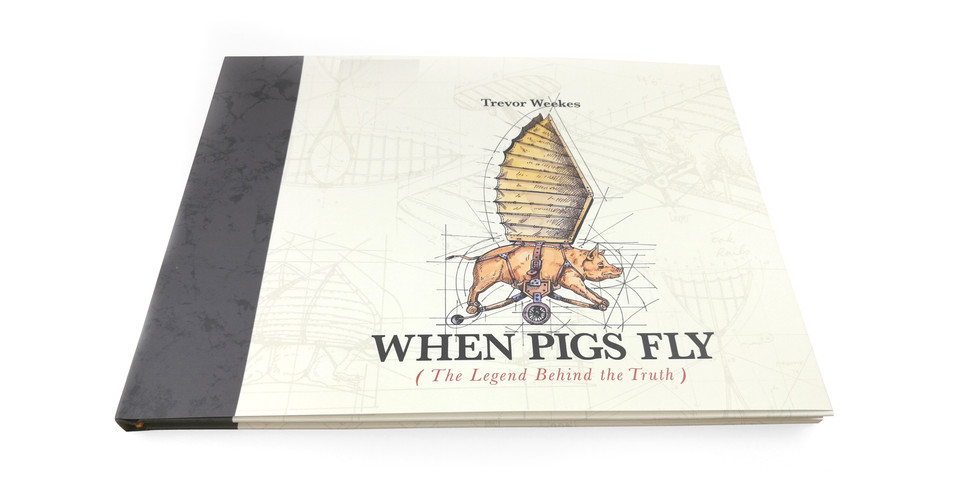 When Pigs Fly - (The Legend Behind the Truth)