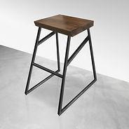 Modern contemporary counter stool
