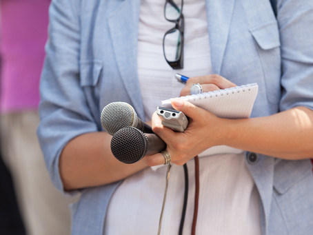 GINA'S TAKE: Journalism Dreams