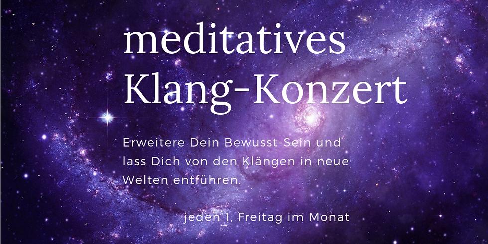 meditatives Klangkonzert