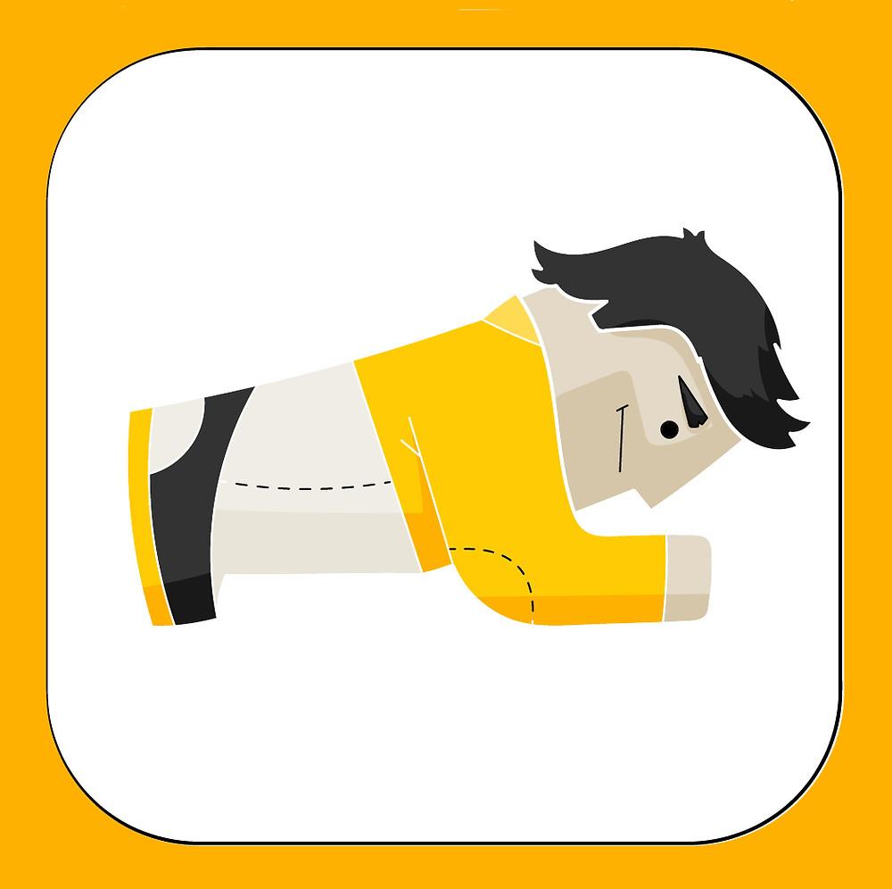 21 habits Plank