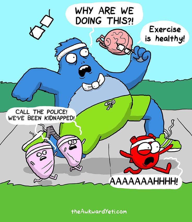 Полезные упражнения...