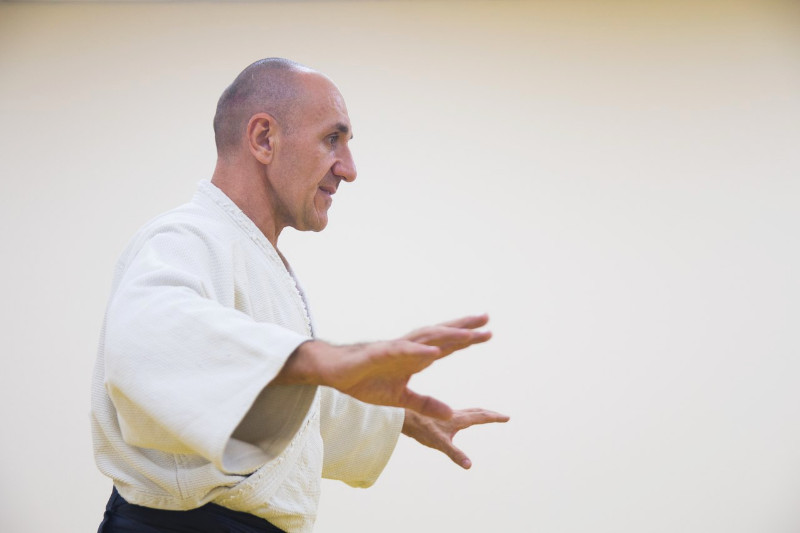 фитнес тренер инструктор Айкидо и йоги Komei
