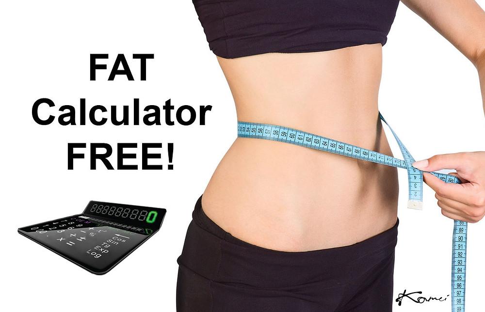 fat calculator free