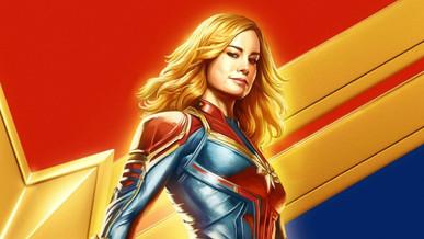 Дочь вождя и Капитан Марвел