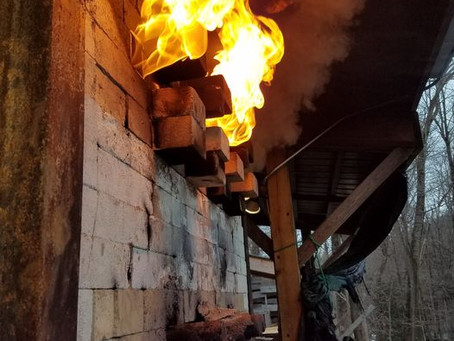Wood Firing: A Safe, Active, Socially-Distanced Way to Foster a Sense of Community