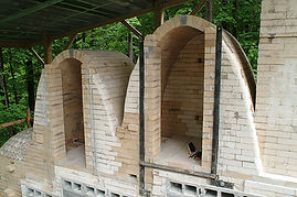 CCW Nanborigama kiln