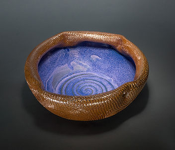 Tim Scull wood fired pots