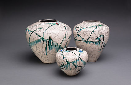 Tim Scull Raku Journey