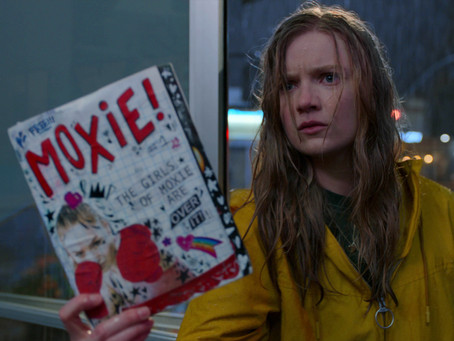 REVIEW: Moxie - If you found the film to be 'demonizing white men' then you're part of the problem