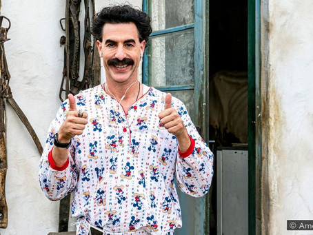 REVIEW: Borat Subsequent Moviefilm