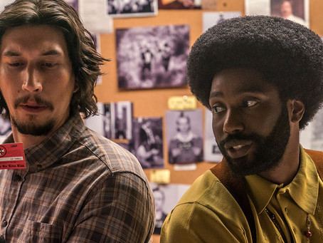 REVIEW: BlacKkKlansman is not just a film it is a warning