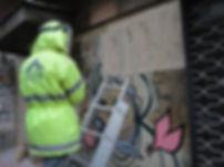 Grafiti Temizliği