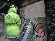 Graffiti Temizliği