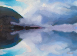 mer de nuage 73x54