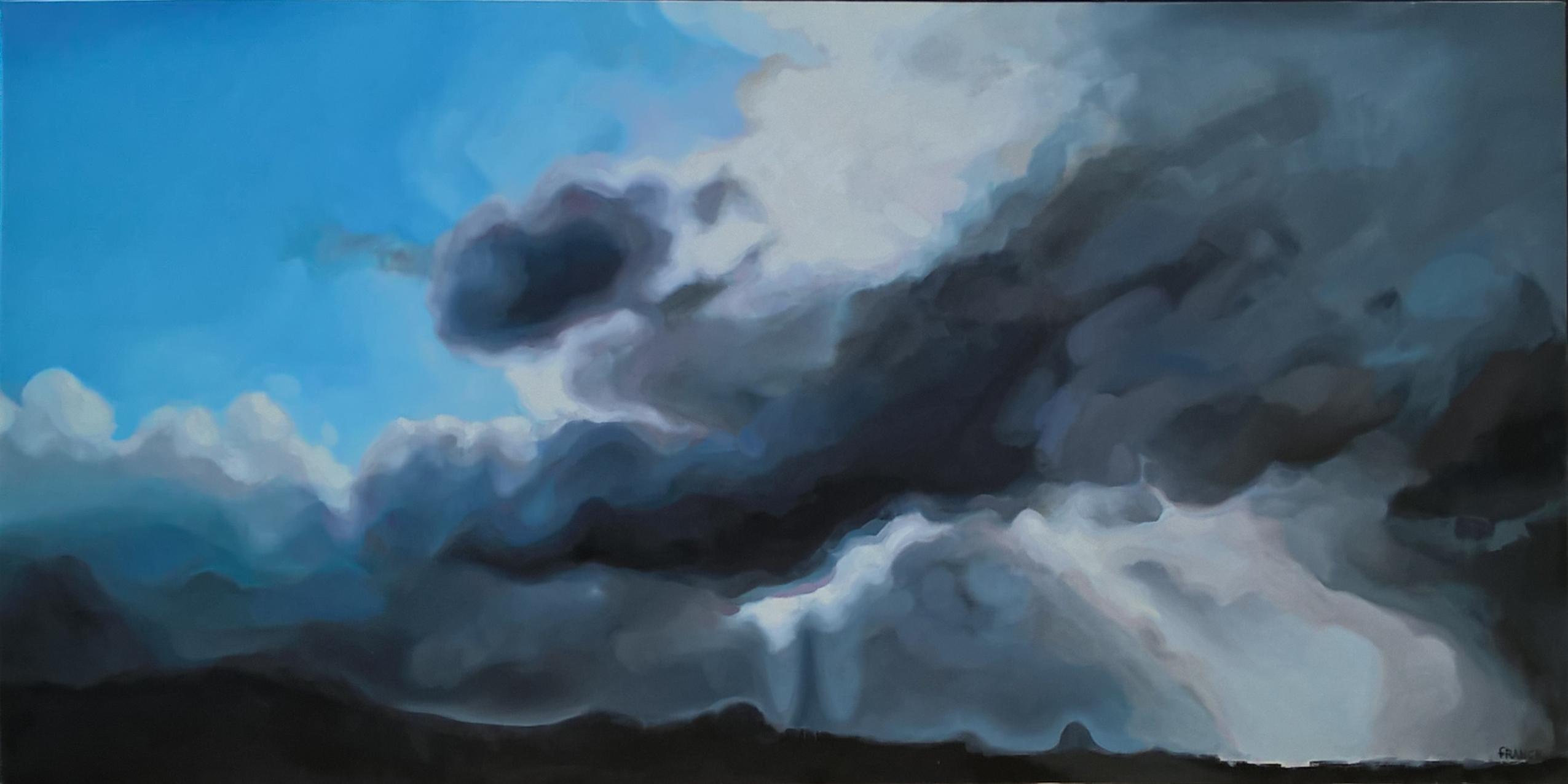 ciel d'escou  200 x 100