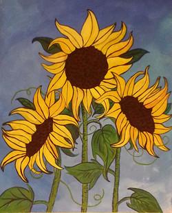 RPS Catalog_A Sunflower Trio