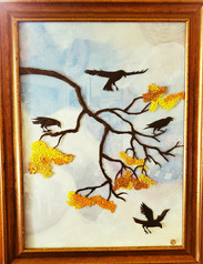 Untitled Crows,