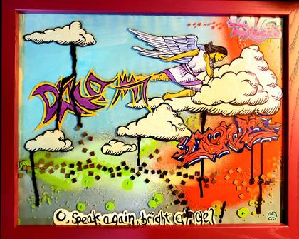"Dreamt - ""O, Speak Again Bright Angel"""
