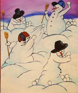 RPS Catalog_Snowman Snowball Throw Down