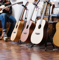 Acoustic Guitars & Packages  We offer packages and special deals that big box retail stores don't do. Ask us about