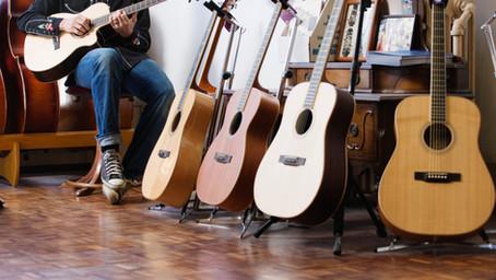 1.10.33 Akoestische gitaar kopen