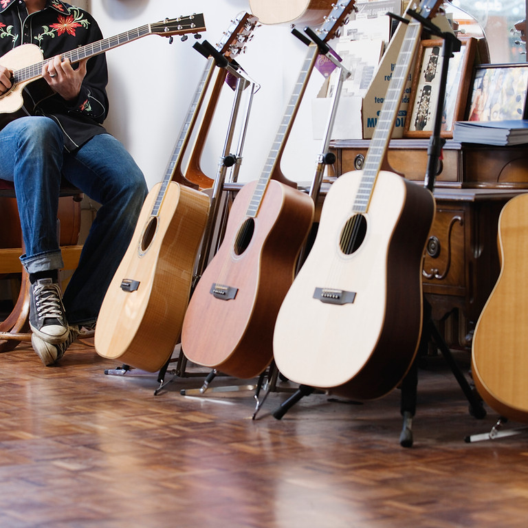Guitar & Ukelele Workshop