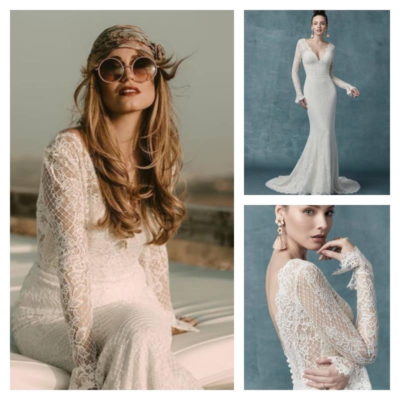 V bílém, Znojmo, svatební šaty