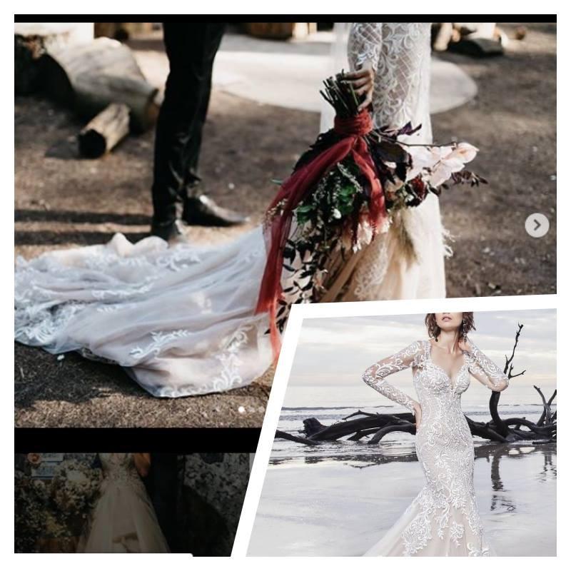 V bílém, svatební studio, Znojmo, Maggie Sottero