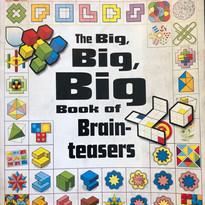 The big, big, big book of brainteasers