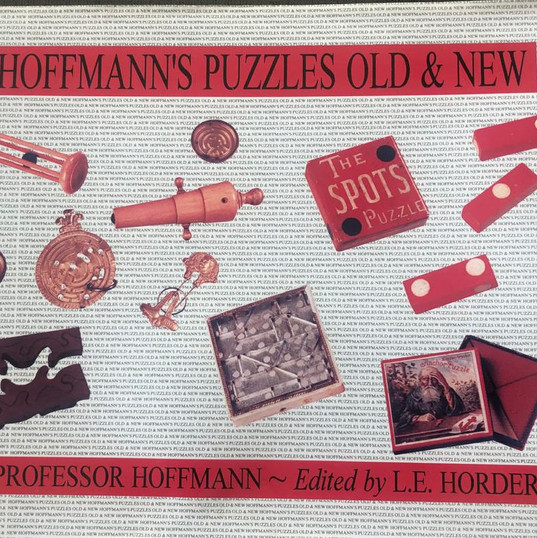 Hoffmann´s Puzzles old and new