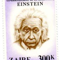 Estampilla Einstein Zaire 150.jpg