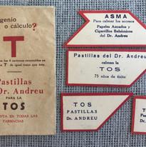 rompecabezas T Pastillas del Dr Andreu