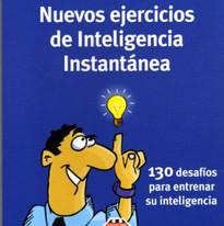 Nuevos ejercicios de Inteligencia Instantanea