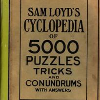 Sam Loyd´s Cyclopedia of 5000 puzzles