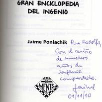 Jaime dedication