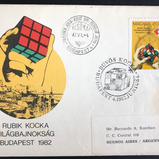 Sobre Primer Dia Cubo Magico Hungria