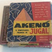 Akeno piramide