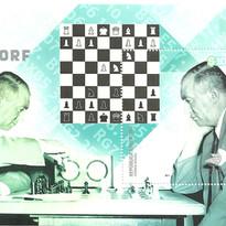 Estampilla ajedrez Najdorf.jpg