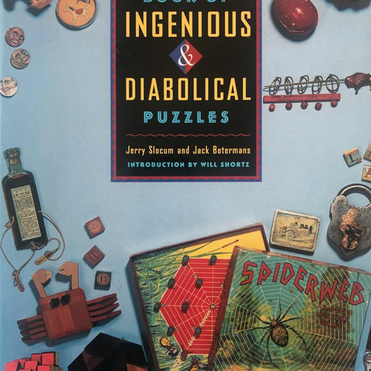 Book of Ingenious and Diabolical Puzzles