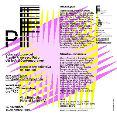 PREMIO FRANCESCO FABBRI 2019