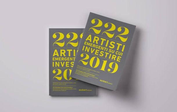 222 ARTISTI EMERGENTI SU CUI INVESTIRE 2019