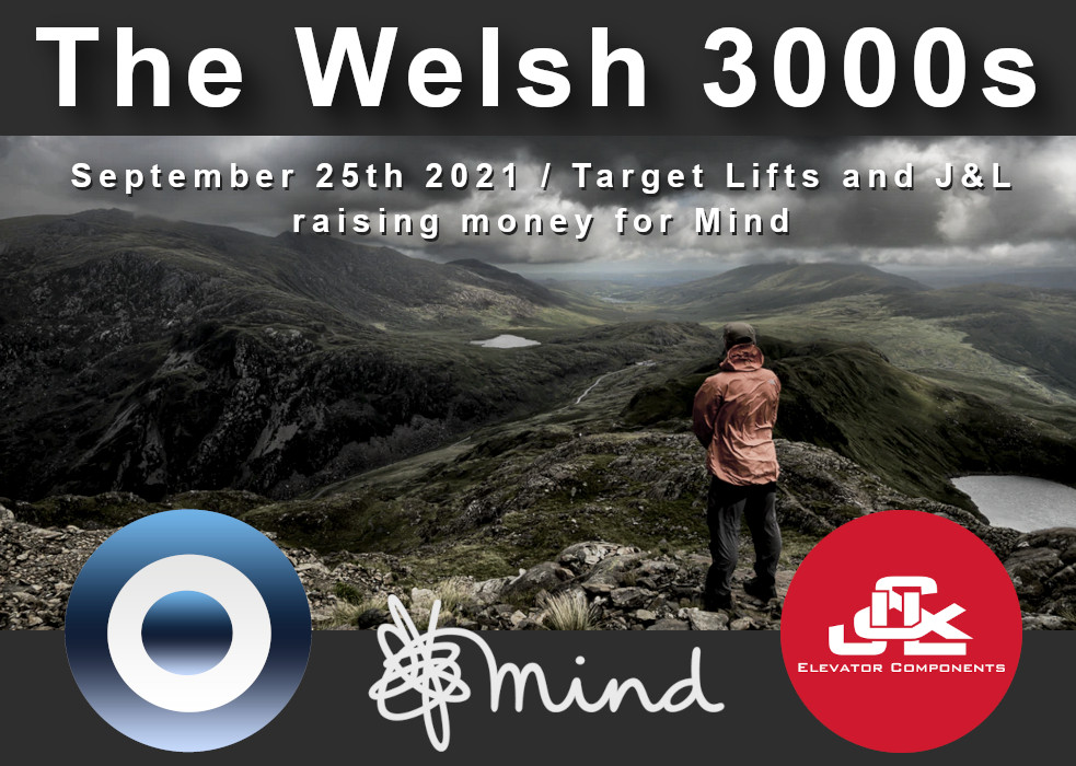 The Welsh 3000s challenge poster